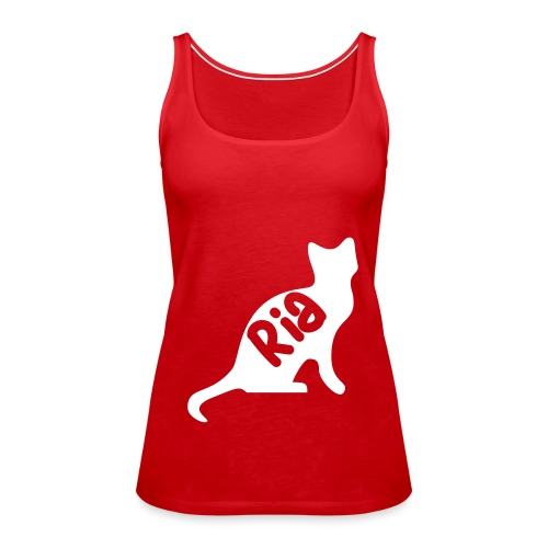 Team Ria Cat - Women's Premium Tank Top