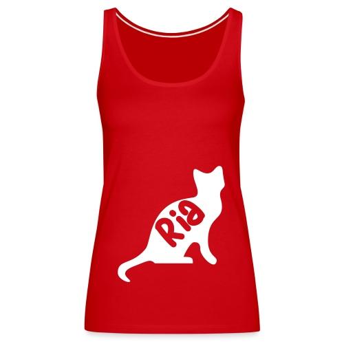 Team Ria Cat - Women's Premium Tank Top