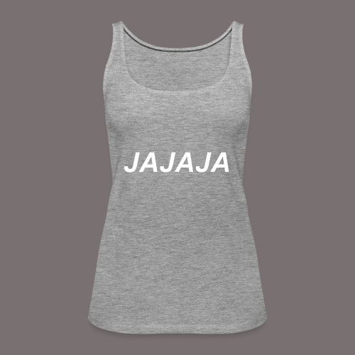 Ja - Frauen Premium Tank Top