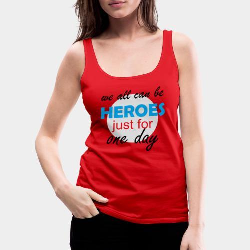 GHB Hero Zero 19032018 2 - Frauen Premium Tank Top