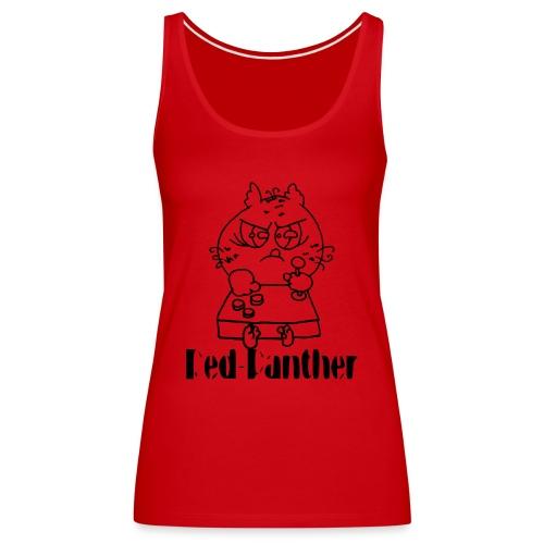 Red-Panther - Frauen Premium Tank Top