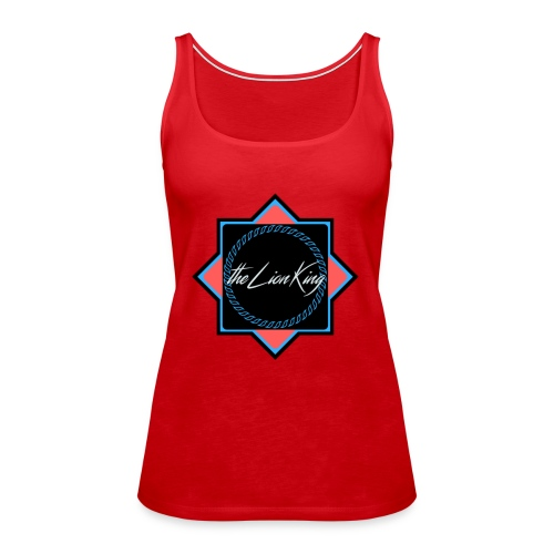 theLionKing - Camiseta de tirantes premium mujer