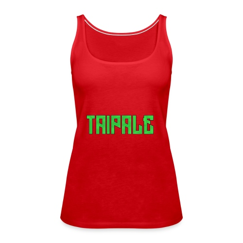 Taipale - Naisten premium hihaton toppi