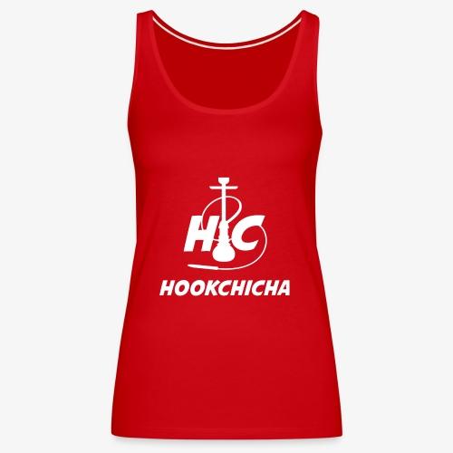Design Officiel de la team HookChicha - Débardeur Premium Femme