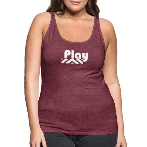 play - Frauen Premium Tank Top