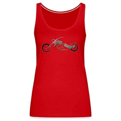 T-Shirt DEVOTEDMC mc Streetware - Premium singlet for kvinner