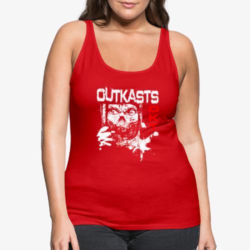 Outkasts Scum OKT Front - Women's Premium Tank Top