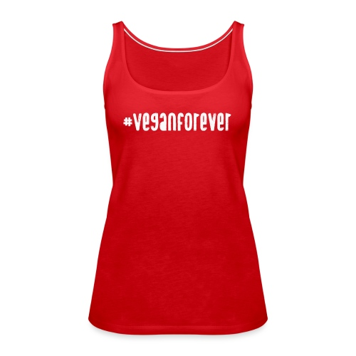 veganforever - Women's Premium Tank Top