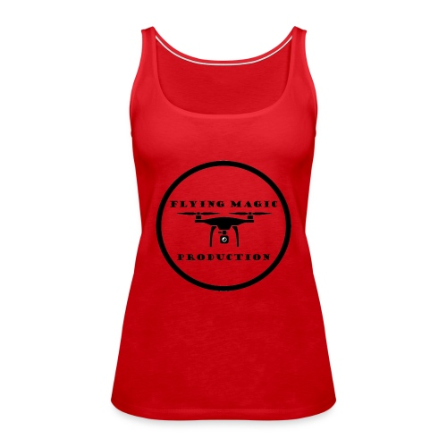 Flying Magic Production - Frauen Premium Tank Top