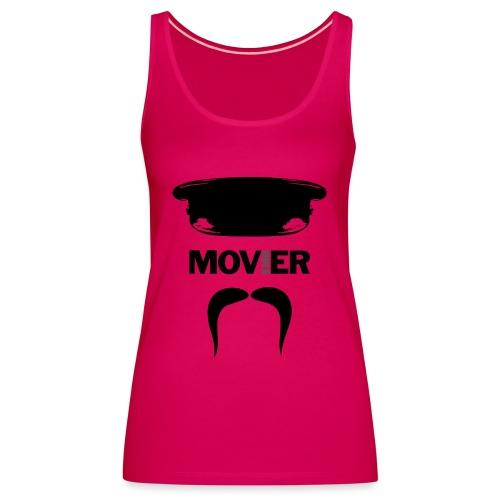 Mover - Naisten premium hihaton toppi