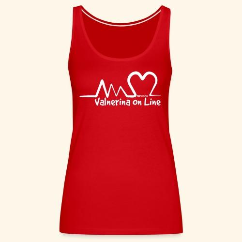 Valnerina On line APS maglie, felpe e accessori - Canotta premium da donna