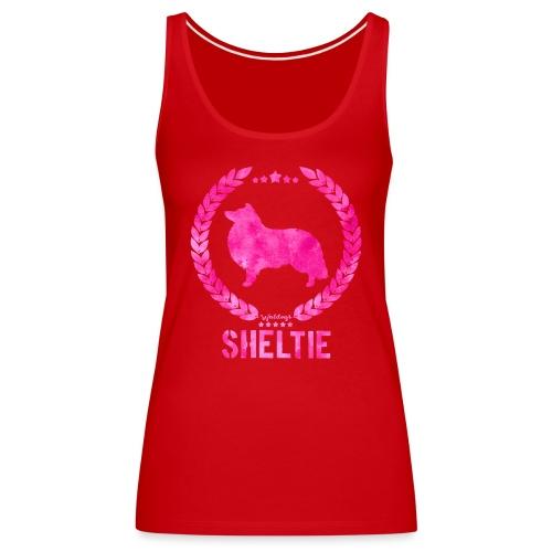 sheltiearmy - Women's Premium Tank Top