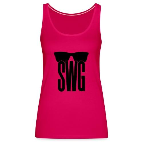 Swag - Vrouwen Premium tank top