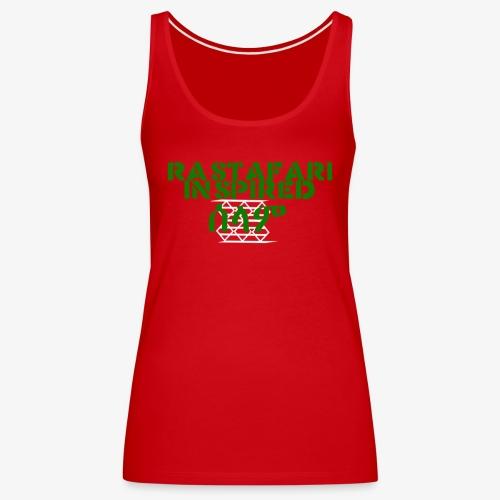 Inspired Rastafari - Women's Premium Tank Top