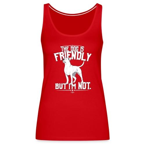 ABfriendly2 - Women's Premium Tank Top
