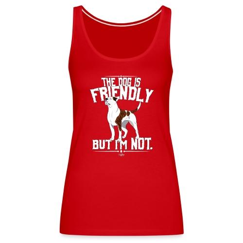 ABfriendly3 - Women's Premium Tank Top
