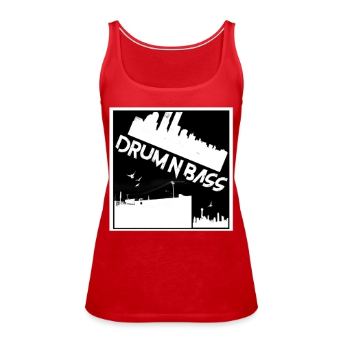 Drum N Bass - Frauen Premium Tank Top