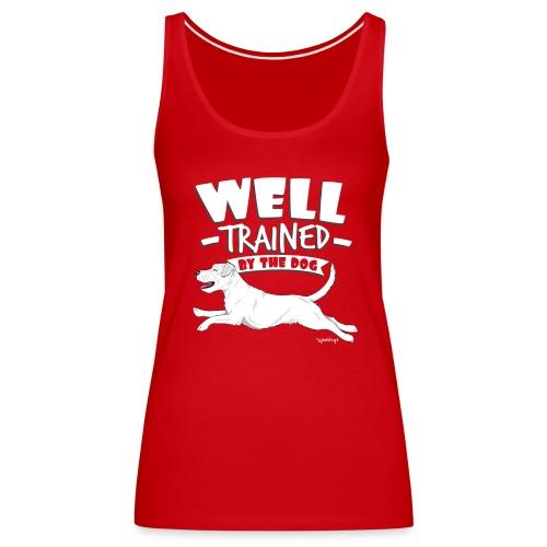parsonwell4 - Women's Premium Tank Top