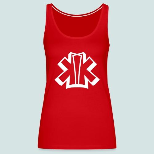 Trickkiste Style Shirt - Frauen Premium Tank Top