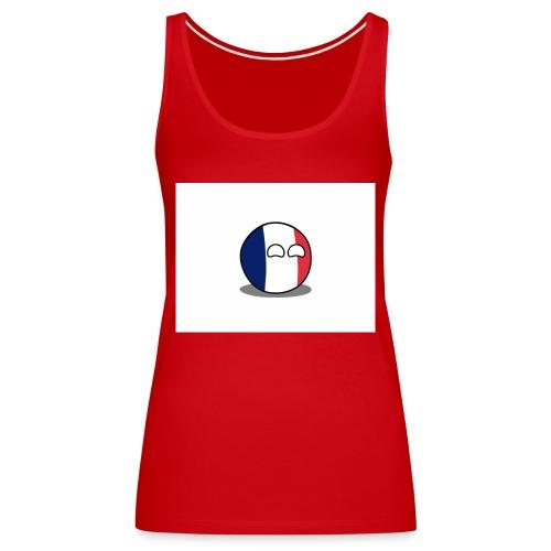 France Simple - Débardeur Premium Femme