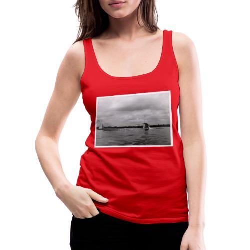 U-Boot U 7 - Camiseta de tirantes premium mujer