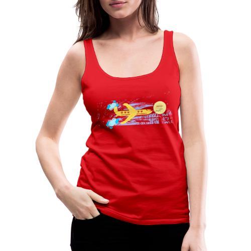 Flyer Power Cipotescü - Camiseta de tirantes premium mujer