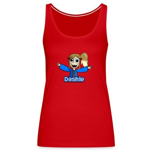 Dashie With Name - Women's Premium Tank Top