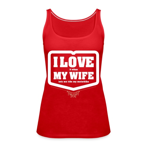 Kabes Valentine - Women's Premium Tank Top