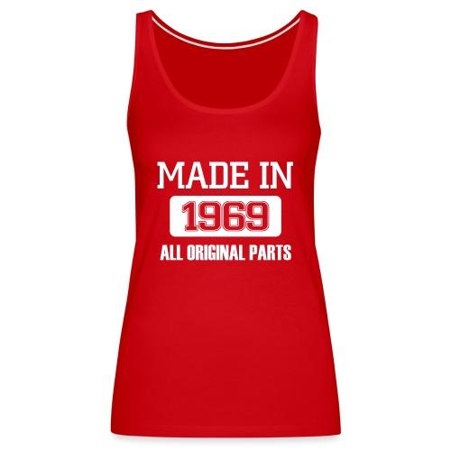 Made in 1969 - Women's Premium Tank Top