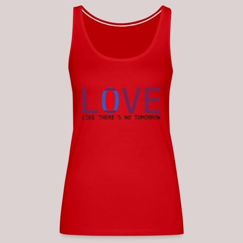 14-30 Love Live YOLO - Frauen Premium Tank Top