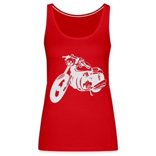 Cafe Racer -Keep it simple - Frauen Premium Tank Top