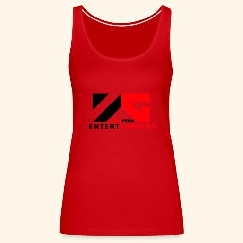 Tjenspenn Merchandise - Premium singlet for kvinner