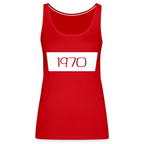 1970 - Vrouwen Premium tank top
