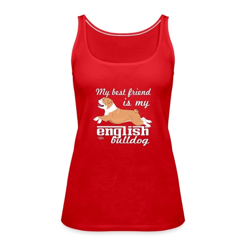 ebbestfriend - Women's Premium Tank Top