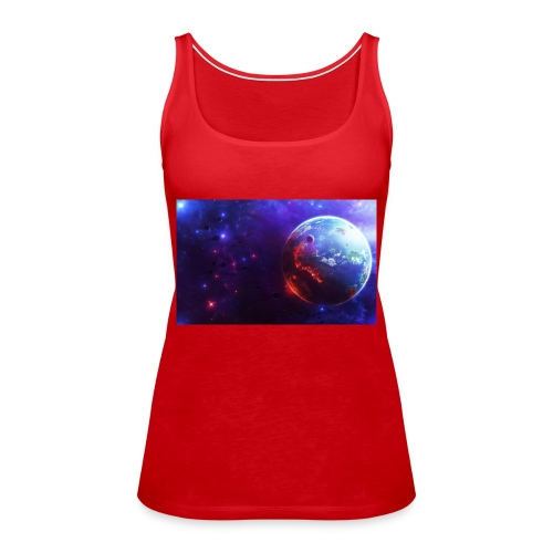 stars - Camiseta de tirantes premium mujer