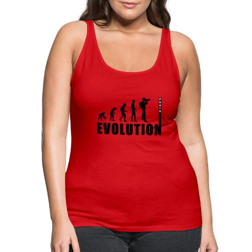 EVOLUTION PHOTOGRAPH - Frauen Premium Tank Top