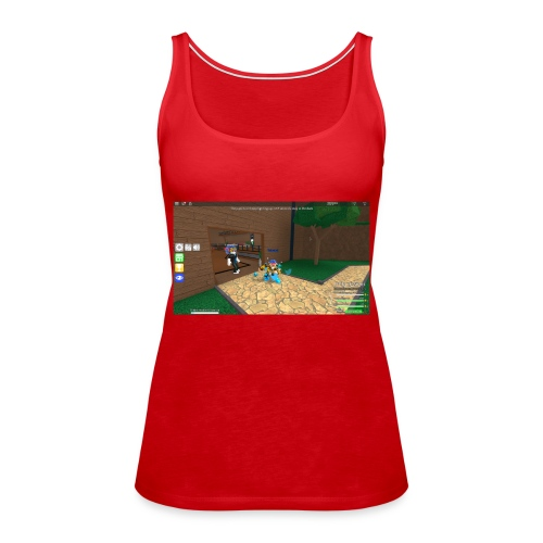 Roblox freecomkean Bruger epic minigames LIMITED - Dame Premium tanktop