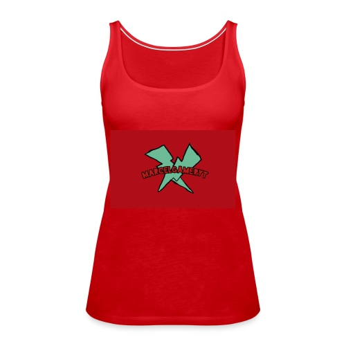 Original Logo - Women's Premium Tank Top