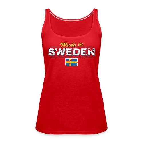 MADE IN SWEDEN - Women's Premium Tank Top