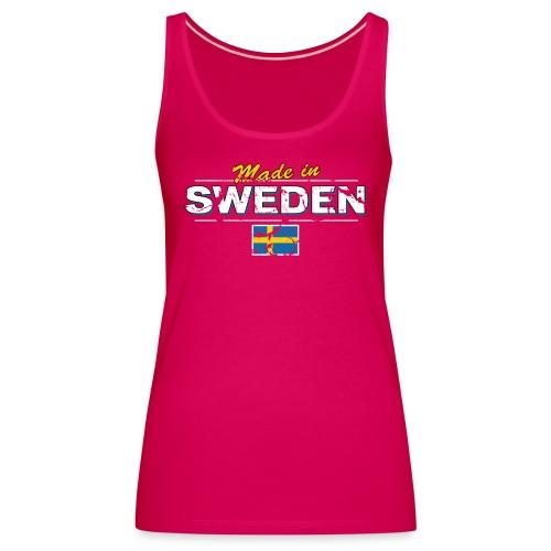 MADE IN SWEDEN - Women's Premium Tank Top