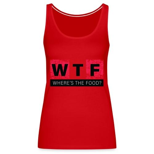 AA000039 - Camiseta de tirantes premium mujer