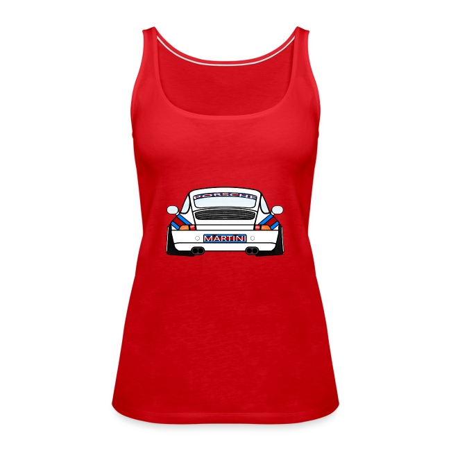 White Sports Car Maritini Livery