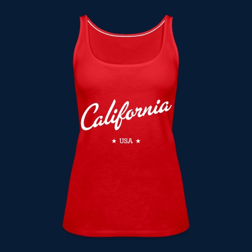California - Frauen Premium Tank Top