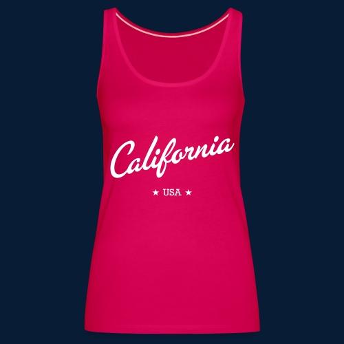 California - Frauen Premium Tank Top