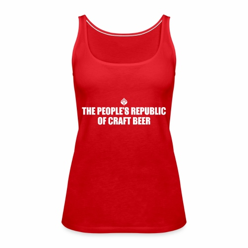 People's Republic - Women's Premium Tank Top