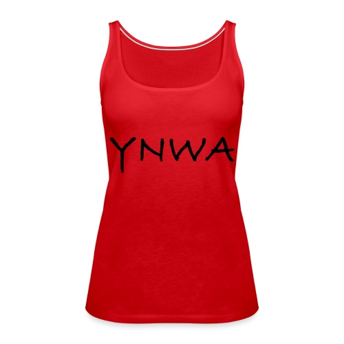YNWA #1 - Frauen Premium Tank Top