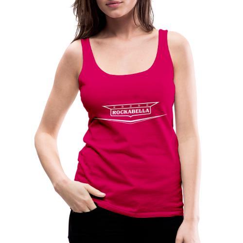 Rockabella-Shirt - Frauen Premium Tank Top