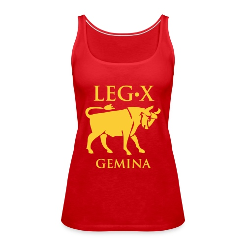 leg_x_gemina - Canotta premium da donna