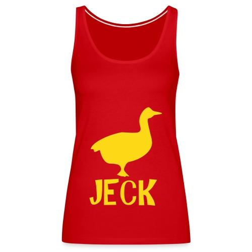 janz_jeck - Vrouwen Premium tank top
