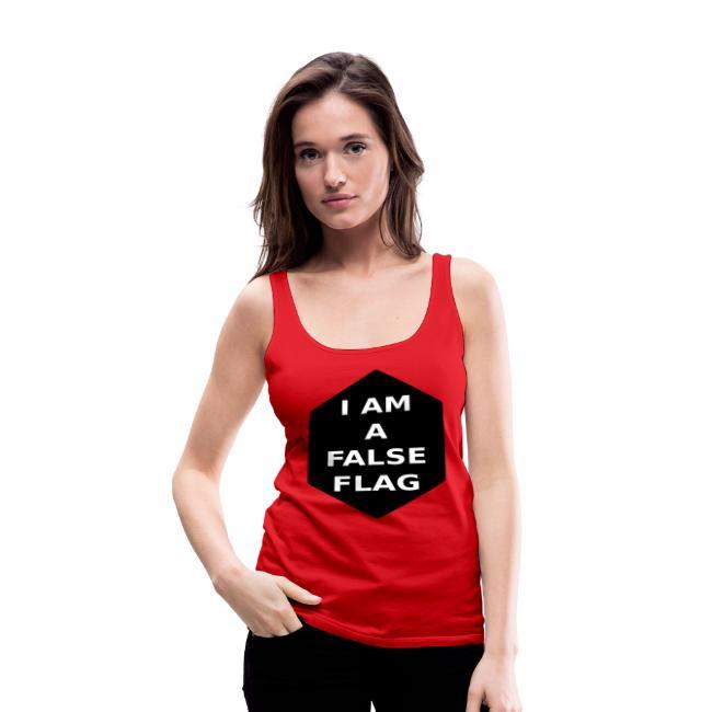 I am a false flag